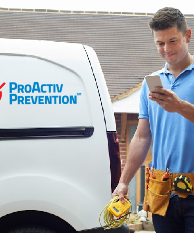 local handyman electrician in chicago serving a homeowner