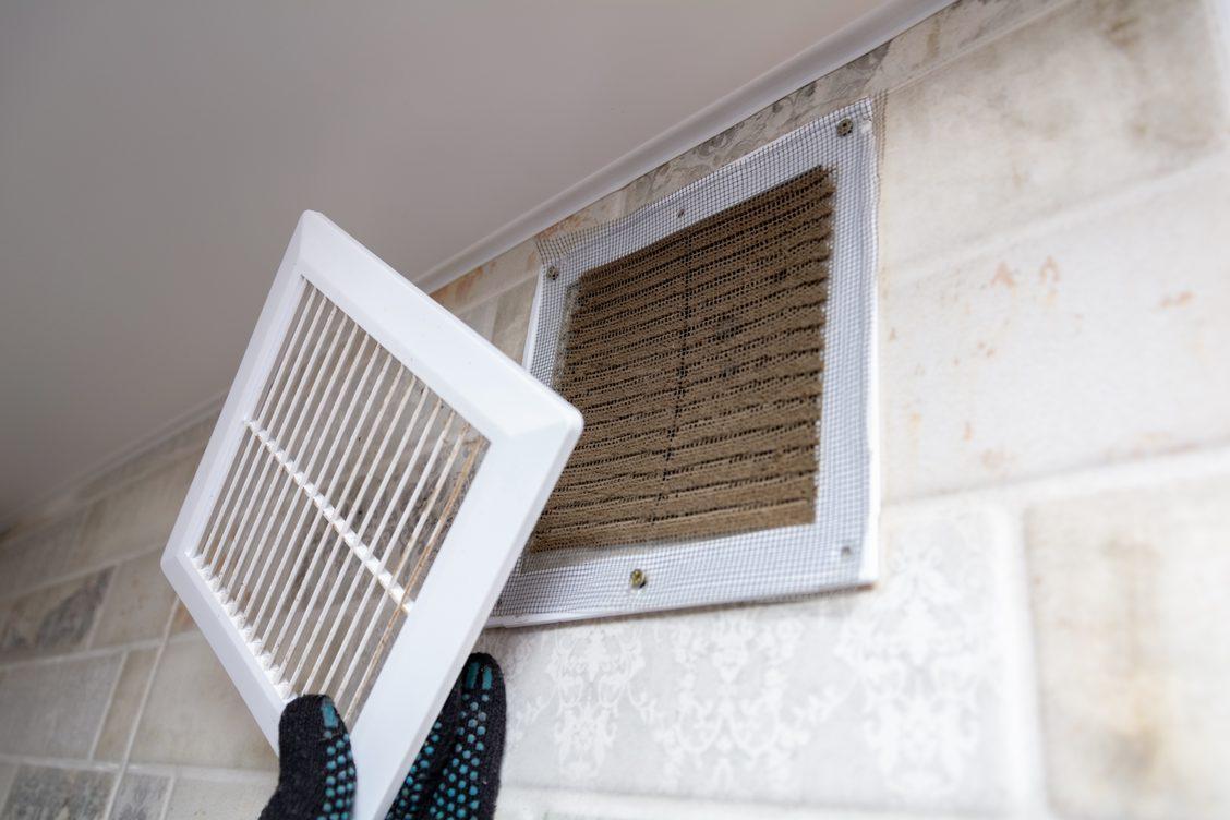 exhaust fan filter image