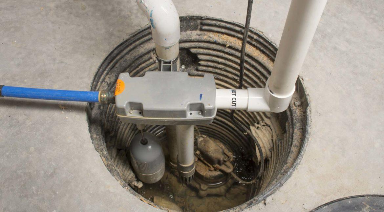 sump pump repair image